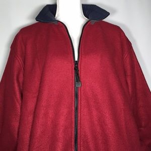 Authentic St.Johns bay heavy weight jacket